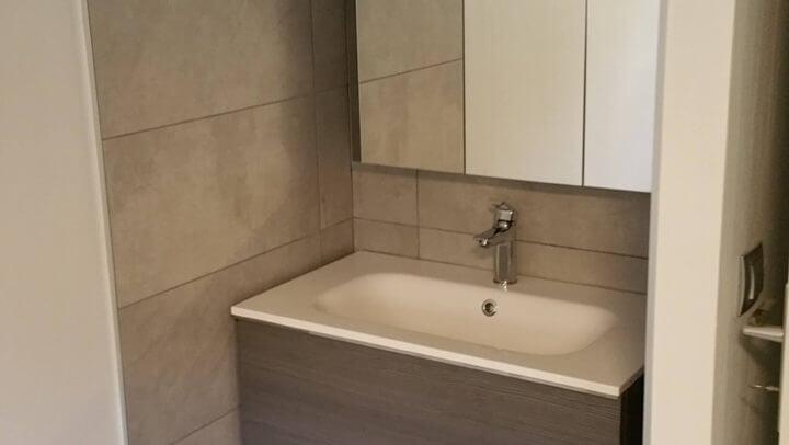 Salle de bain plombier
